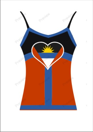 images/Antigua image t-shirt for women.jpg