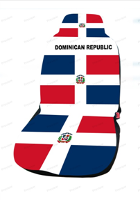 Dominican Republic image for car cover seat