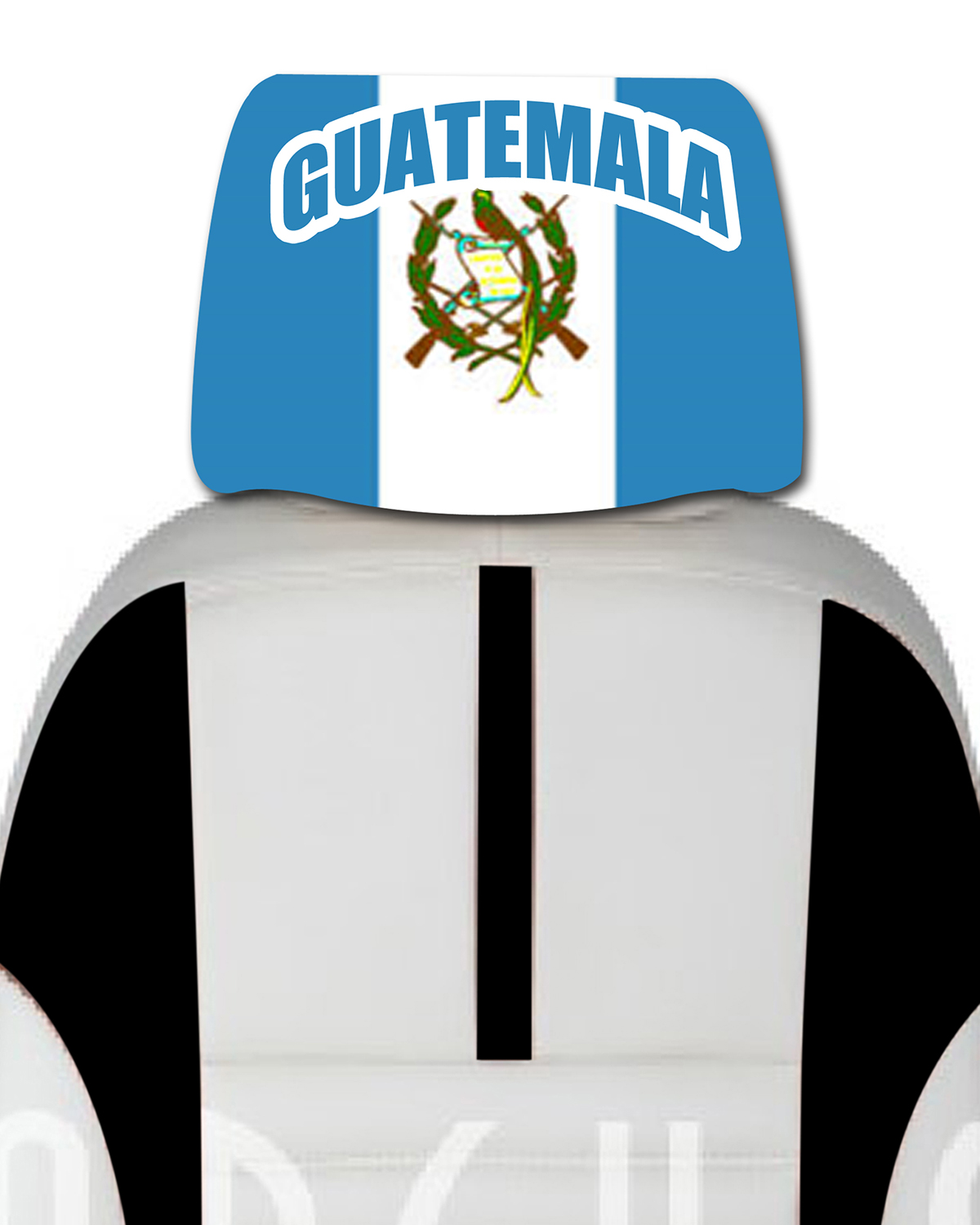 images/Guatemala car cover seat jflag.jpg