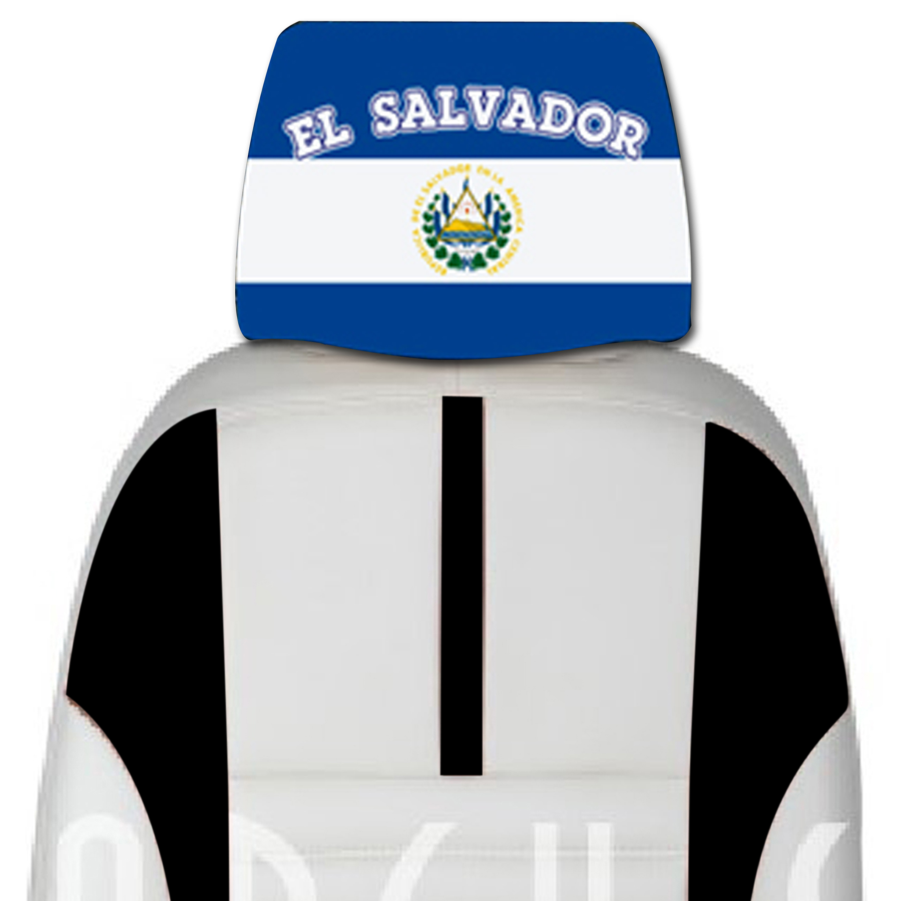 images/Headrest car cover seat for El-Salvador.jpg