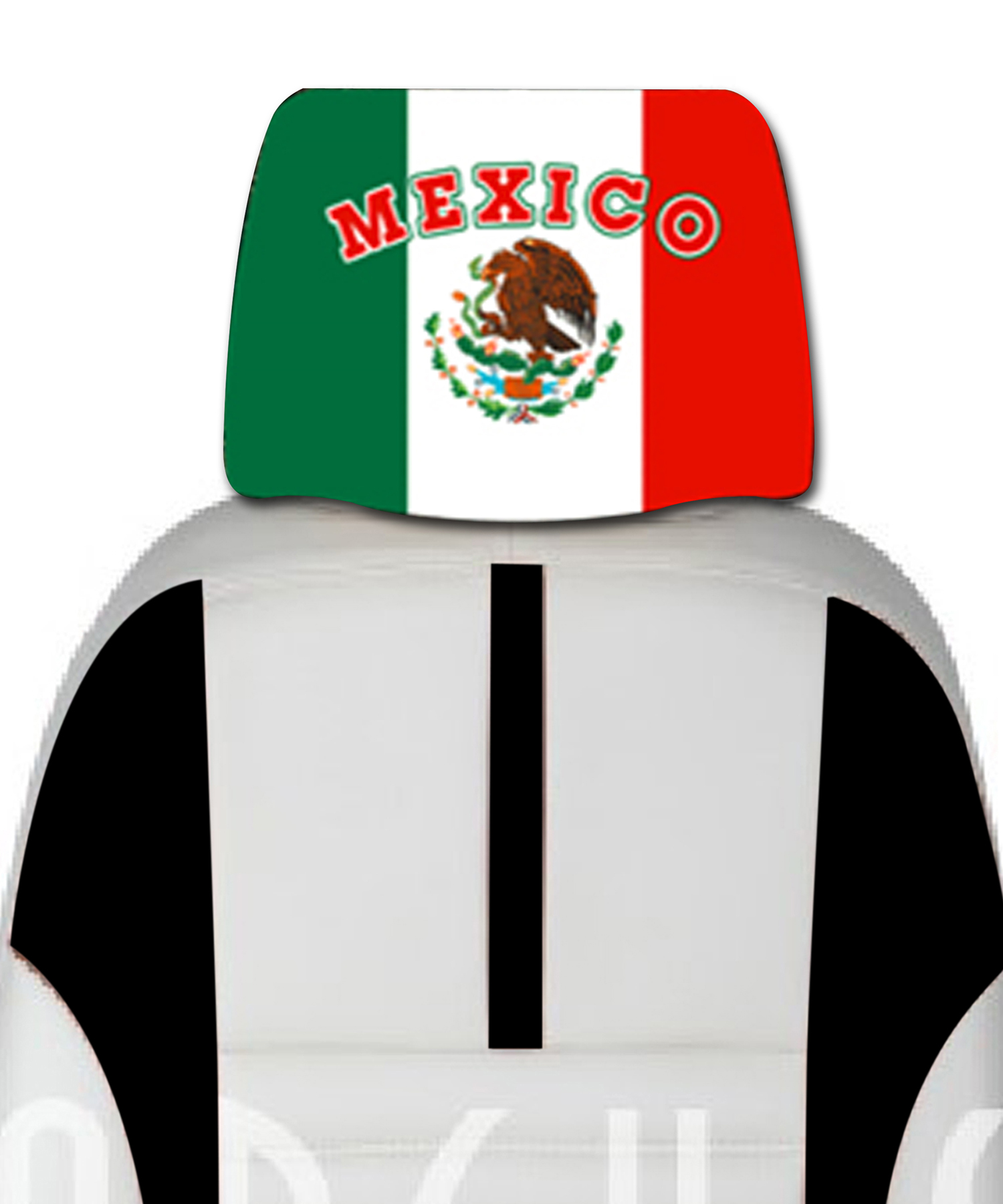 images/Mexico image car cover seat