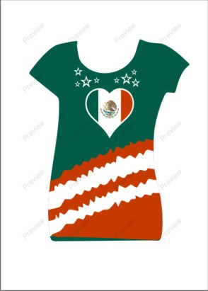images/Mexico image for women t-shirt.jpg