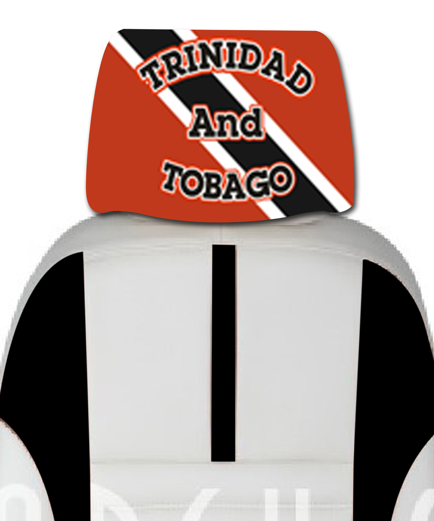 images/Trinidad and Tobago car cover seat flag.jpg